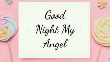 Good Night My Angel