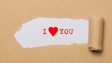 I Love You Note for Her