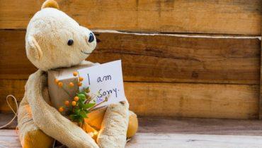 I am Sorry I Hurt You